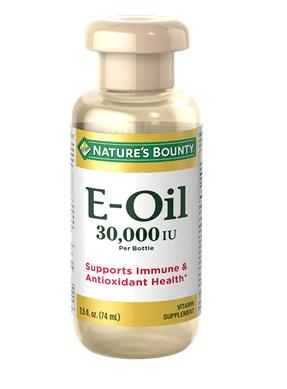 Vitamin E Oil by Nature's Bounty