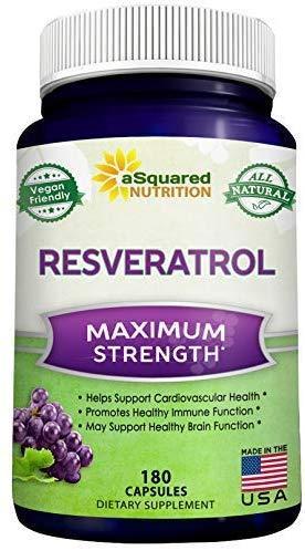 a Squared Nutrition resveratrol