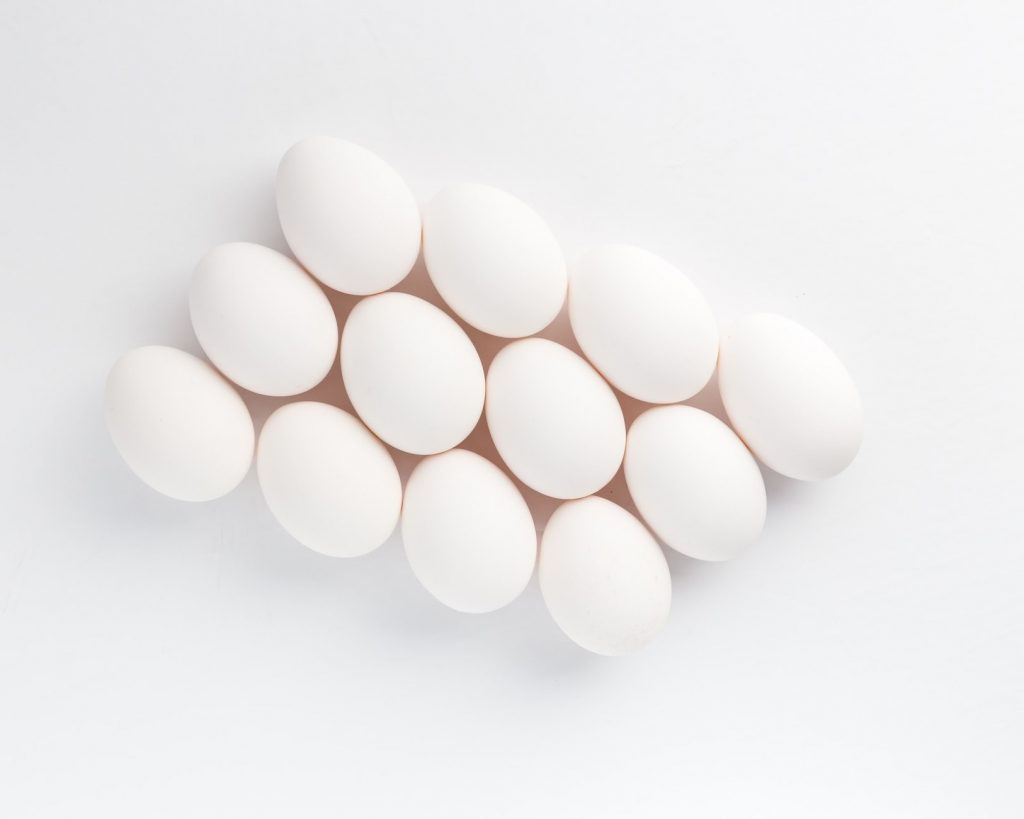 proteins from eggs