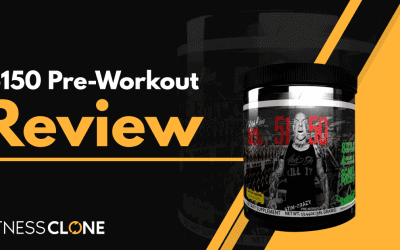 5150 Pre-Workout Review – Is This Hight Stimulant Pre-Workout Right For You?