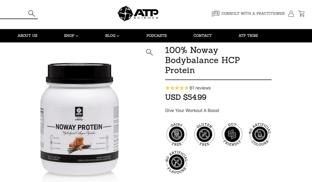 ATP Science Website