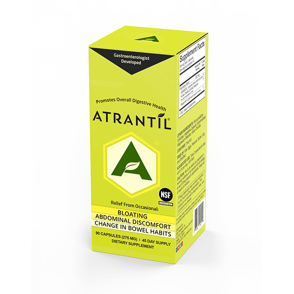 Atrantil Digestive Supplement box