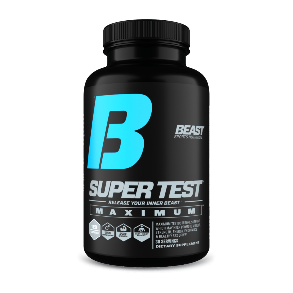 Beast Super Test Capsules