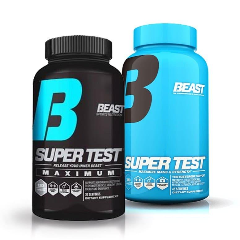 Beast Super Test 2 pcs