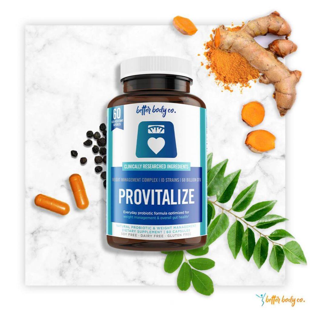 Better Body Co's Provitalize