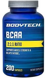 BodyTech BCAA 2-1-1