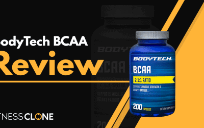 BodyTech BCAA Review – A Look At Their 2:1:1 Ratio