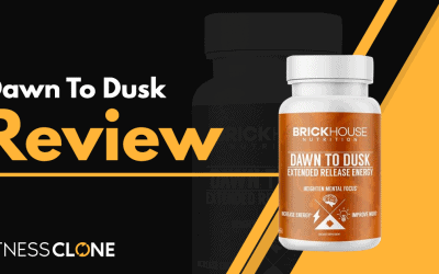 Dawn To Dusk Review – A Look At This Energy Supplement By BrickHouse Nutrition