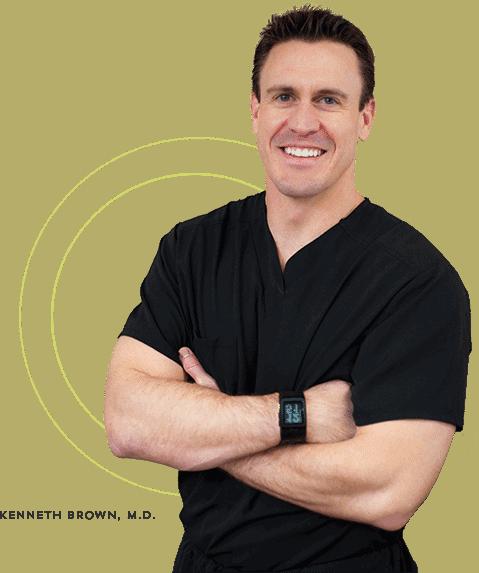 Dr. Ken Brown