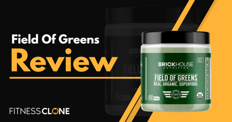 Field Of Greens Review- A Look At This Superfood Supplement From BrickHouse Nutrition