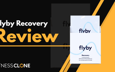 Flyby Recovery Review – Can This Supplement Fix Your Hangover?