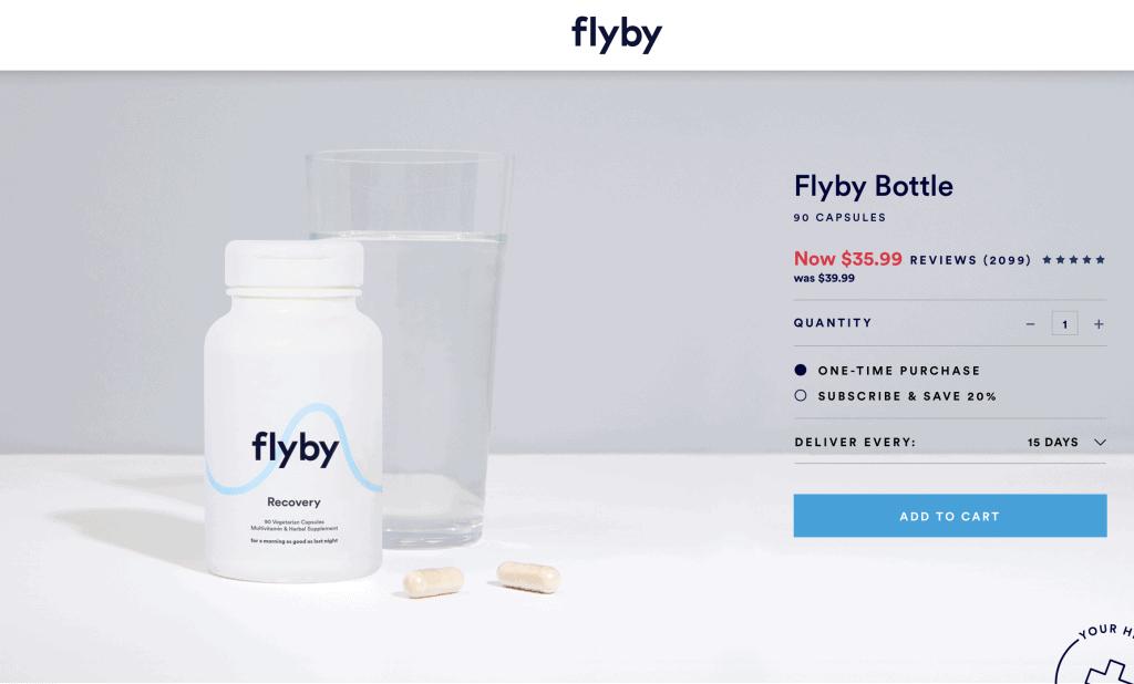 Flyby Website