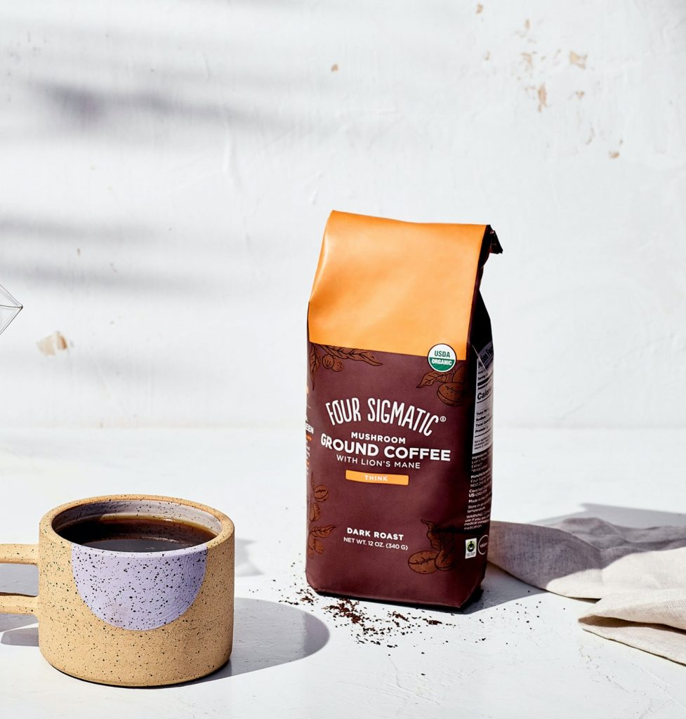 Four Sigmatic Coffee Blends