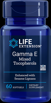 Gamma E Mixed Tocopherols, from Life Extension