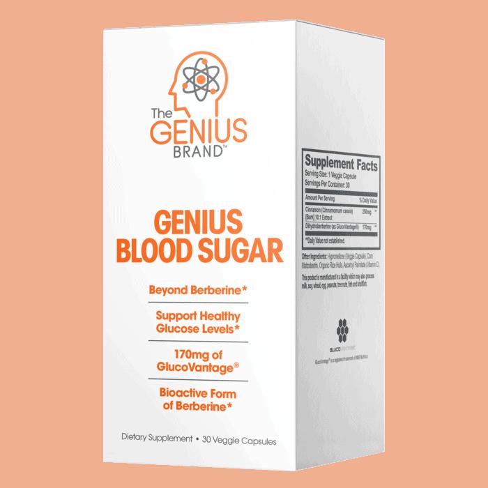 Genius Blood Sugar, from The Genius Brand
