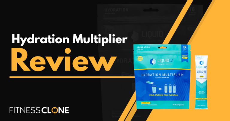 Hydration Multiplier Review – Can This Liquid IV Supplement Keep You Hydrated?