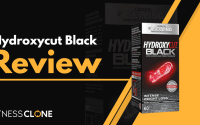 Hydroxycut Black Review – Will This Weight Loss Supplement Work For You?