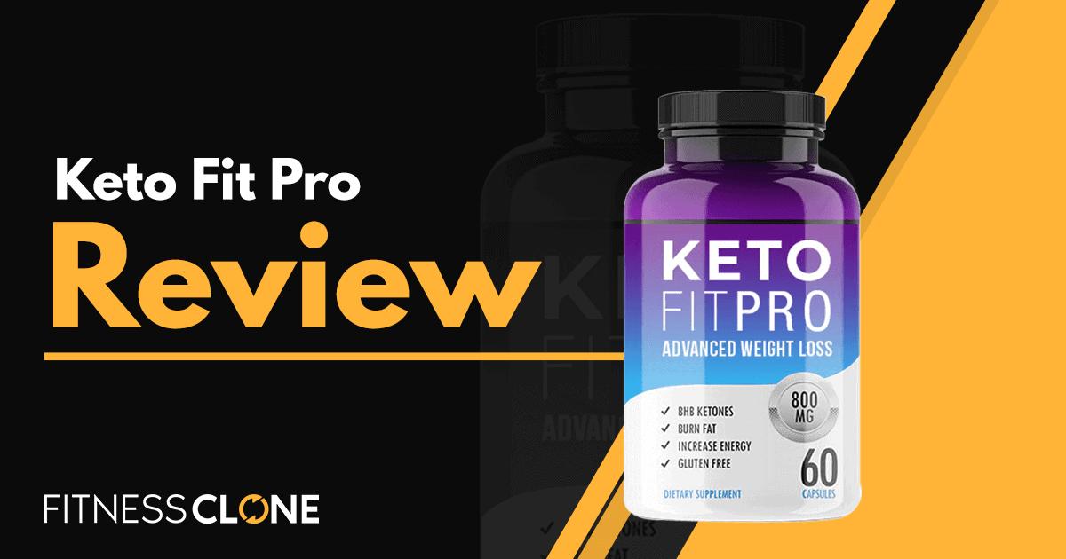 Keto Fit Pro Review