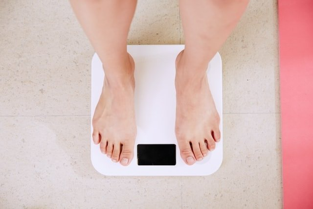 Keto Fit Pro weighing scale