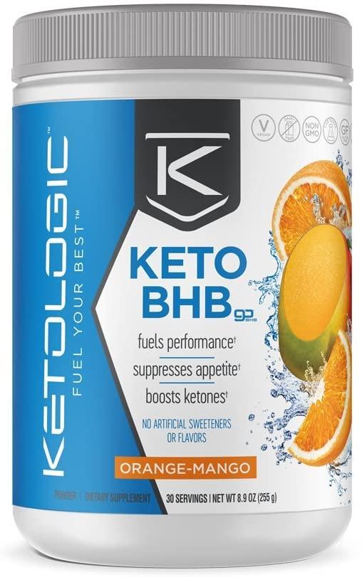KetoLogic BHB