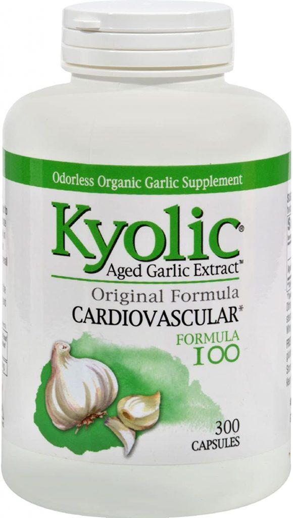 Kyolic Aged Garlic Extract - Cardiovascular, from Wakanuga of America Company