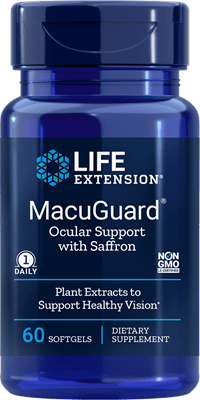 Life Extension MacuGuard Occular Support