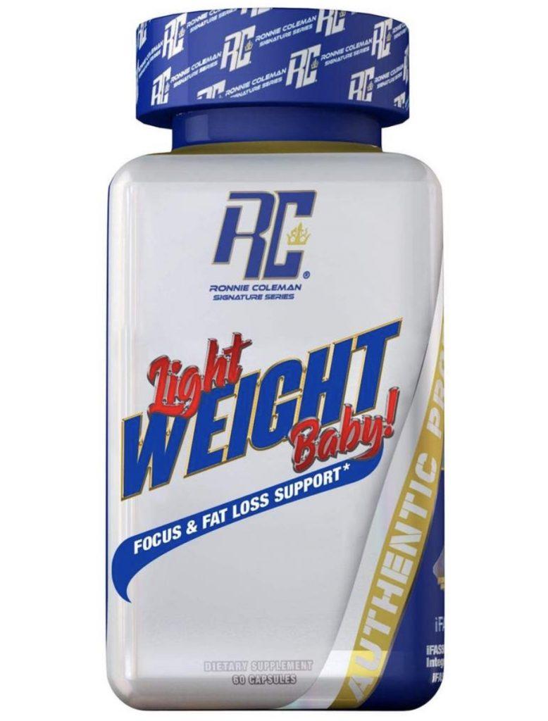 Light Weight Baby fat burner