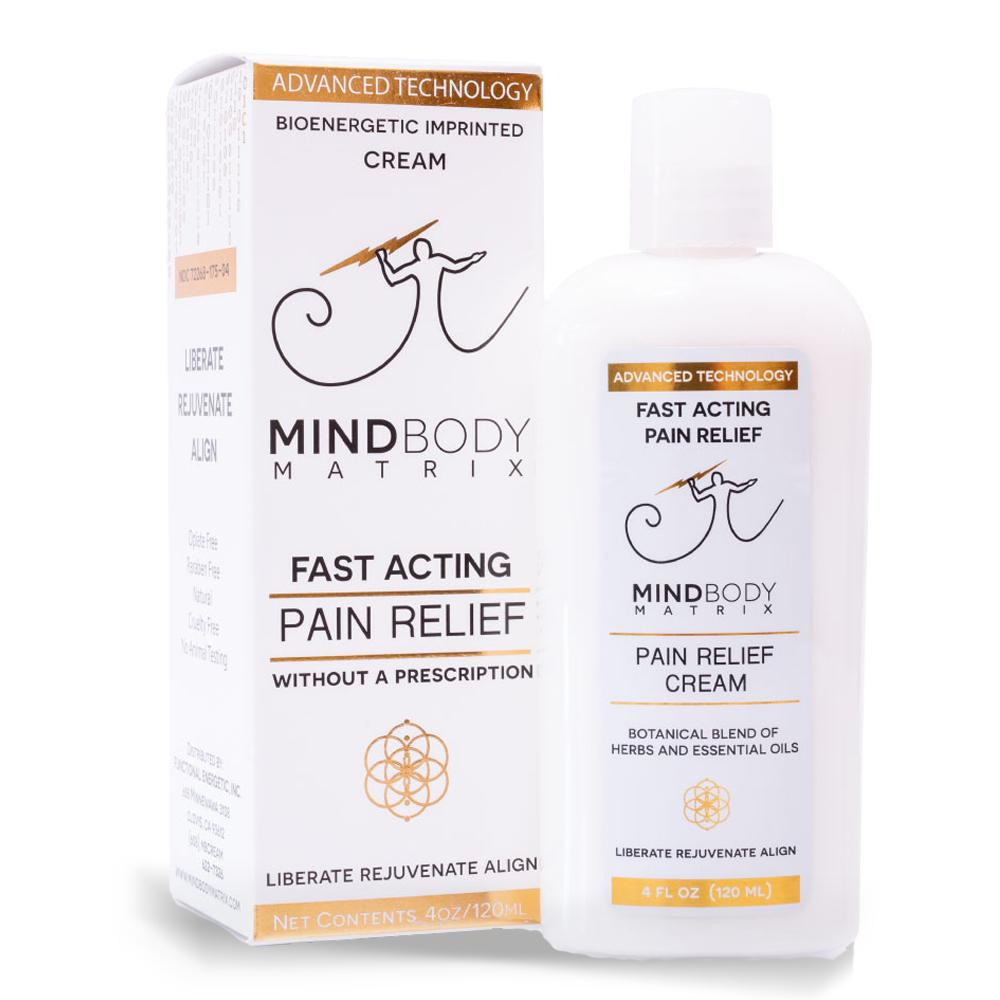 Mind-Body Matrix Pain Relief Cream