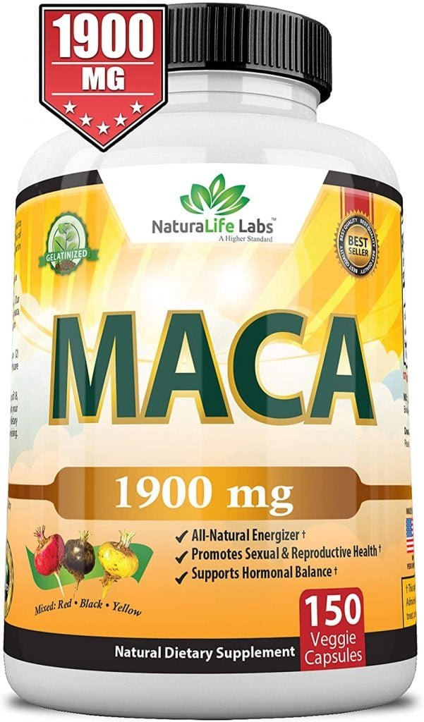 NaturaLife Labs Maca