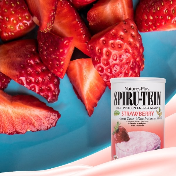 SPIRU-TEIN strawberry