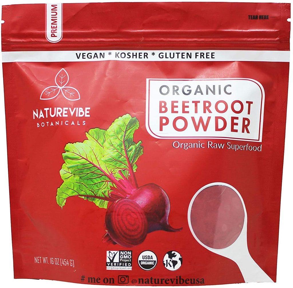Naturevibe Botanicals Beetroot Powder