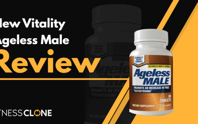 New Vitality Ageless Male Review – Is This All-Natural Testosterone Booster Worth Buying?