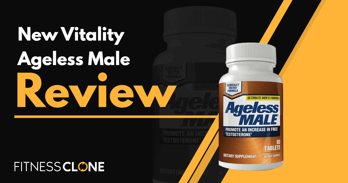 New Vitality Ageless Male Review