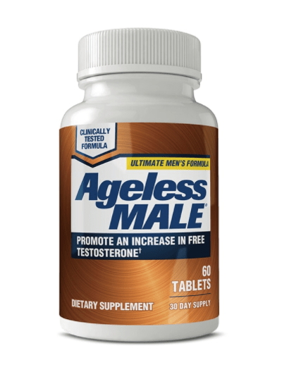 New Vitality Ageless Male