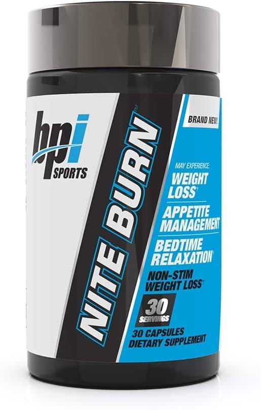 Nite Burn Nighttime Weight Management