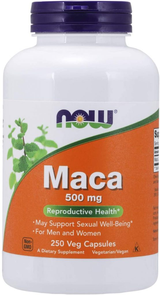 Now Supplements Maca