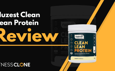 Nuzest Clean Lean Protein Review – A Protein Supplement For Those With Dietary Restrictions