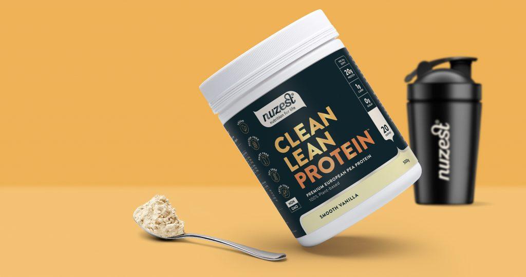 Nuzest Clean Lean Protein Shake