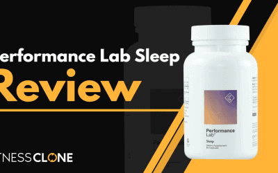 Performance Lab Sleep Review – Can This Supplement Help You Get Your 8 Hours?