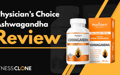 Physician's Choice Ashwagandha Review – Can This Supplement Help With Stress?