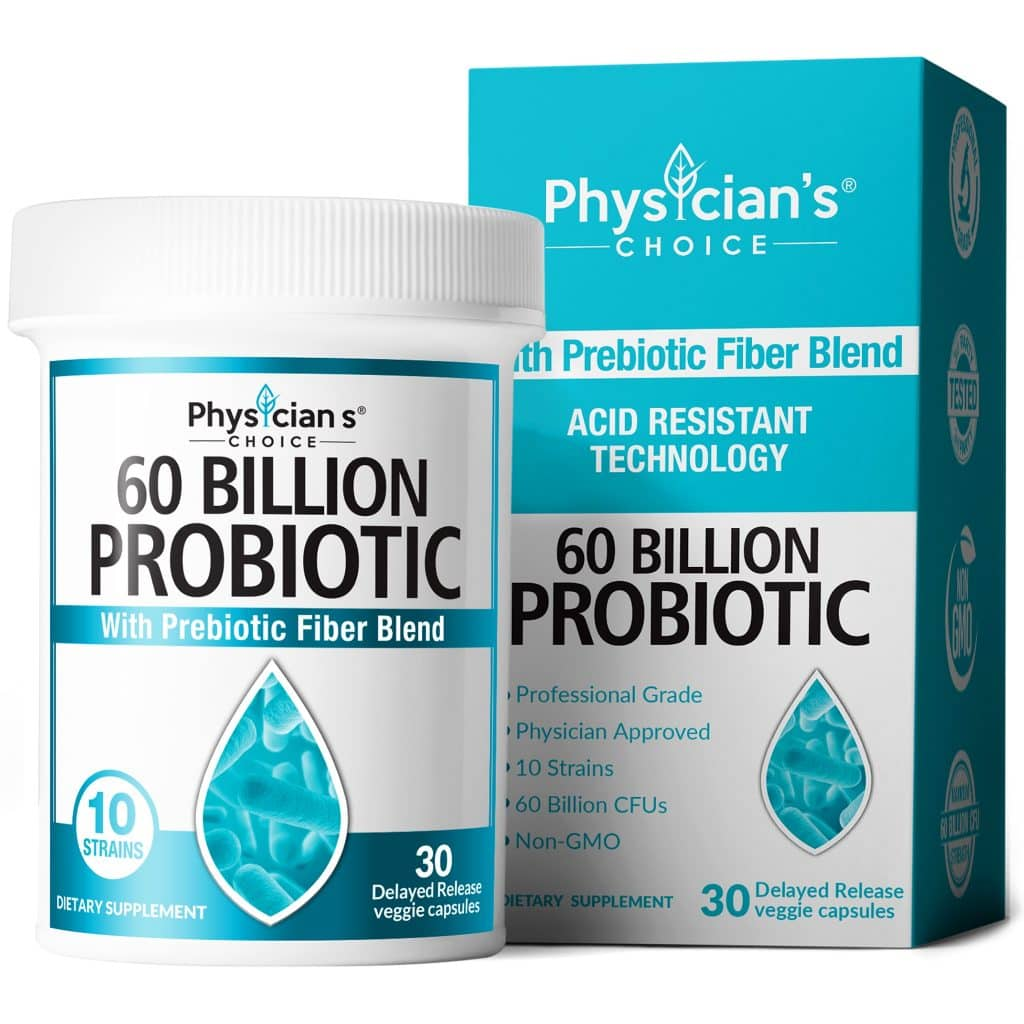 Physician's Choice Probiotic Capsules