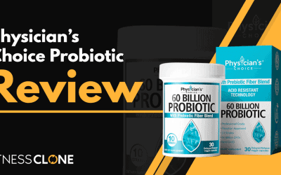 Physician's Choice Probiotic Review – Will This Supplement Work For You?