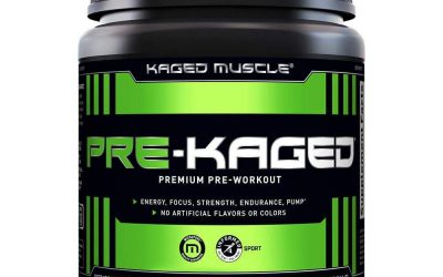 Pre-Kaged Review – Will This Pre-Workout Give You The Energy You Need?