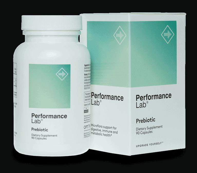 Prebiotic by Performance Lab
