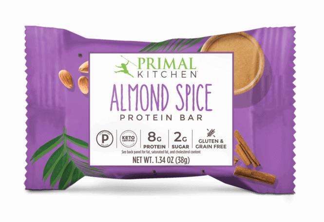 Primal Kitchen Protein Bars almond