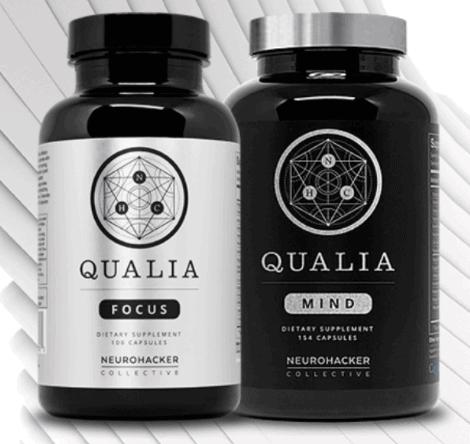 Qualia Focus And Qualia Mind