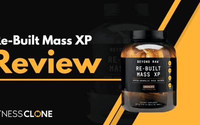 Re-Built Mass XP Review – How Does This Beyond Raw Supplement Compare?