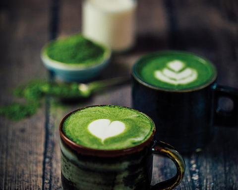 The Reserve Matcha Product Matcha Latte