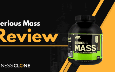 Serious Mass Review – Is This Mass Gainer Worth The Purchase?