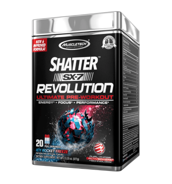 Shatter SX-7 Revolution Package